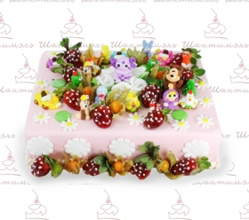 Пирожные и торты от бабушки эммы фото 1