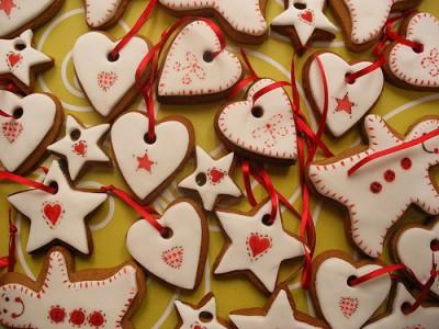 Украшение имбирное печенье рецепт 20